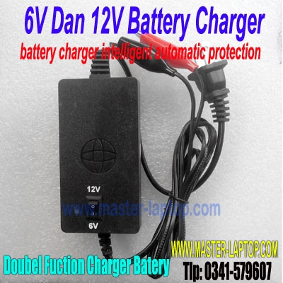 6V Dan 12V Battery Charger  large2