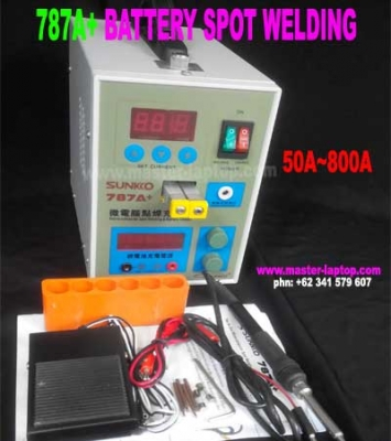 787A BATTERY SPOT WELDING  large2