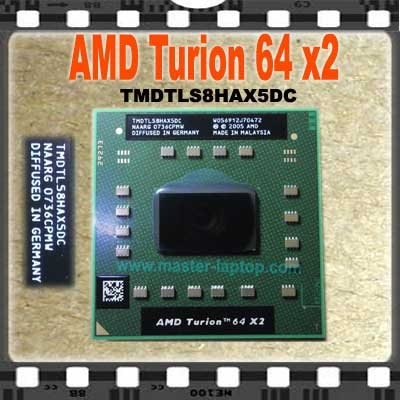 AMD Turion 64 x2  large2