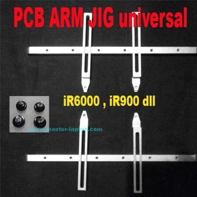 ARM JIG PCB ir6000  large2