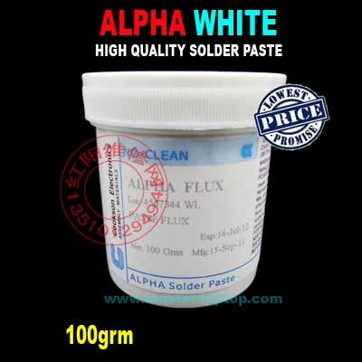 Aplha flux WHITE  large2