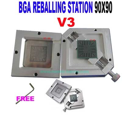 BGA Reballing Station V3  large2