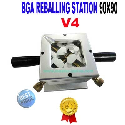 BGA Reballing Station V4  large2
