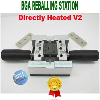 BGA Reballing Station directly heated V2  large2