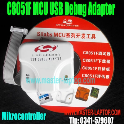 C8051F MCU USB Debug Adapter  large2