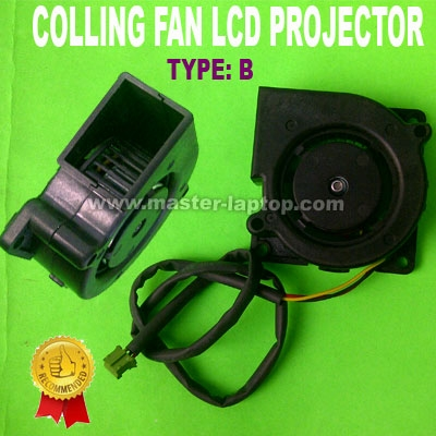 COLLING FAN LCD PROJECTOR B  large2