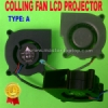 COLLING FAN LCD PROJECTOR  medium