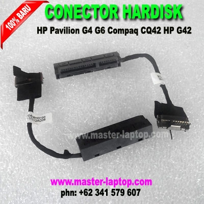 CONECTOR HARDISK HP Pavilion G4 G6 Compaq CQ42 HP G42  large2