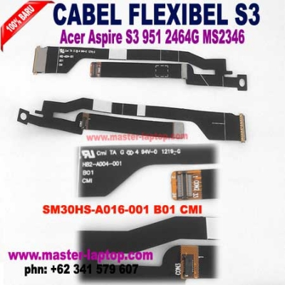 Cabel Flexibel Acer Aspire S3 951 2464G MS2346  large2