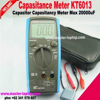 Capasitance Meter KT6013  large2