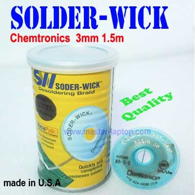 Chemtronics solder wick  large2