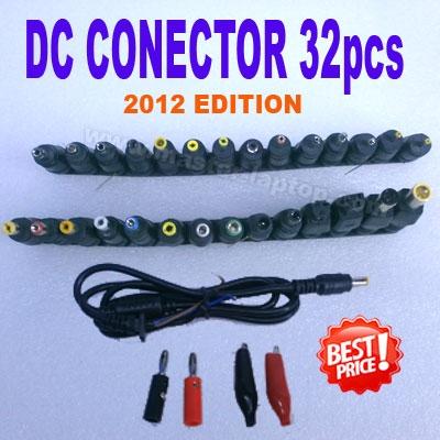 DC CONECTOR 32pcs  large2