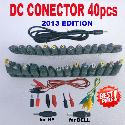 DC CONECTOR 40pcs  large2