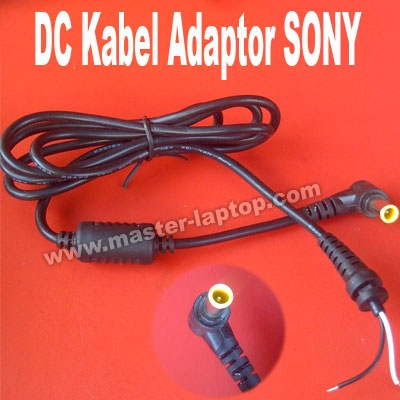 DC Kabel Adaptor SONY  large2