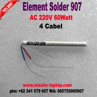 Element Solder 907 220V 60W 4cabel  large2
