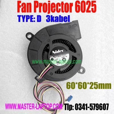 Fan Projector 6025 A  large2