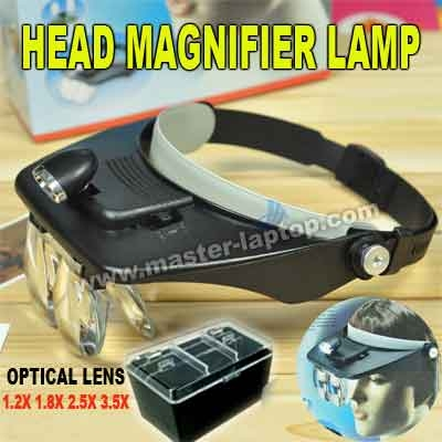 HEAD MAGNIFIER LAMP  large2