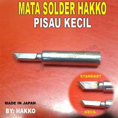Mata Solder Hakko Pisau Kecil  large2