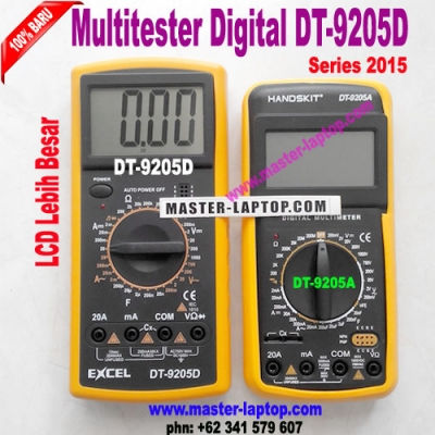 Multitester Digital DT 9205D  large2