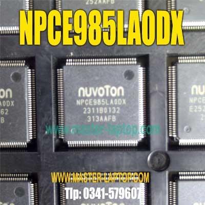 NUVOTON NPCE985LAODX  large2