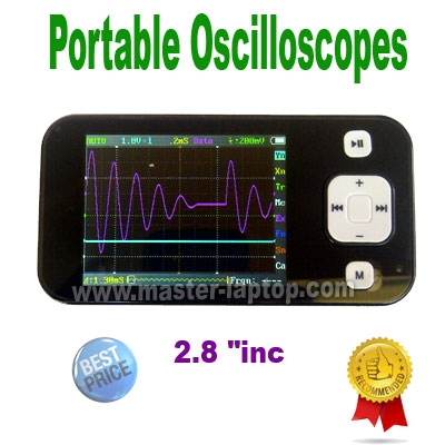 Portabel Osciloscope DSO201  large2