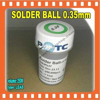 SOLDER BALL 035mm  large2