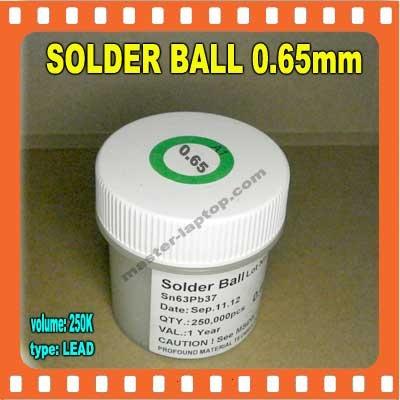 SOLDER BALL 065mm  large2