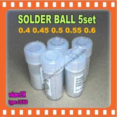 SOLDER BALL set3  large2