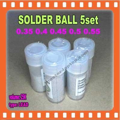 SOLDER BALL set4  large2
