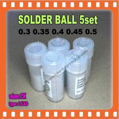 SOLDER BALL set5  large2
