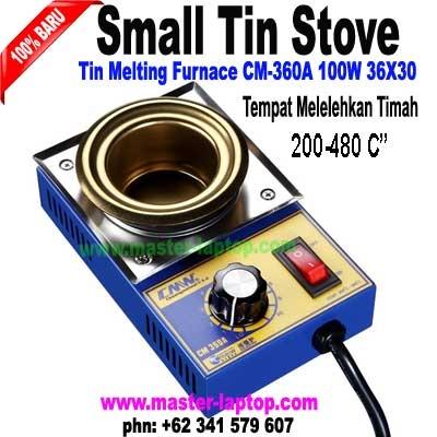 Small Tin Stove  large2