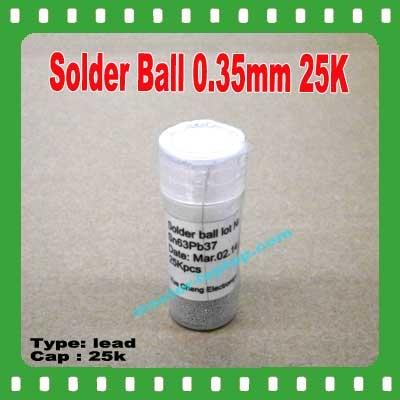 Solder Ball 035mm 25K  large2