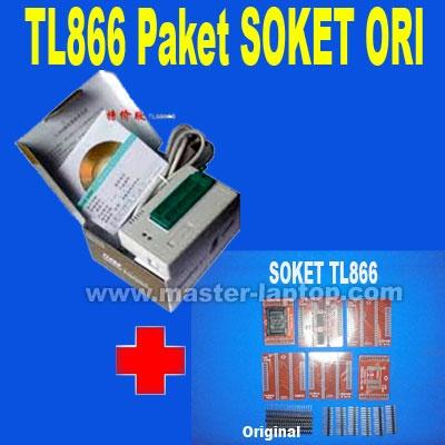 TL866 PAKET SOKET ORI  large2