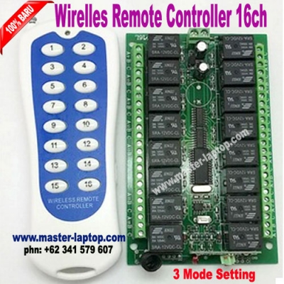 Wirelles Remote Controller 16 chanel  large2