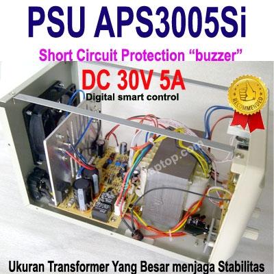 large2 PSU APS3005Si komponent