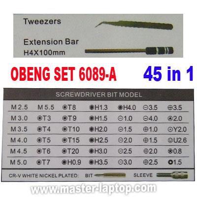 large2 OBENG SET 6089 A LIST