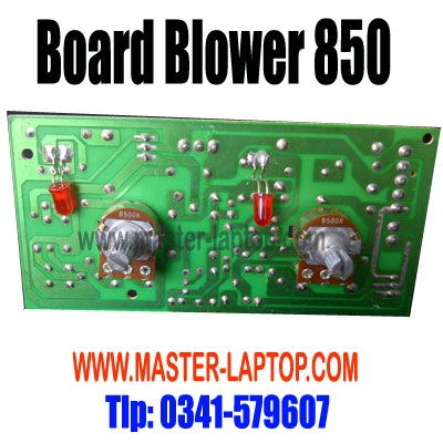 large2 Main Board blower 850 analog
