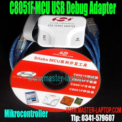 large2 C8051F MCU USB Debug Adapter complite