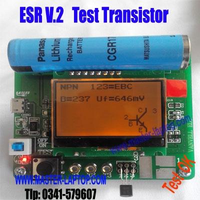 large2 ESR V2Test Transistor
