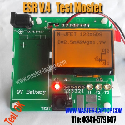 large2 ESR V4Test Mosfet