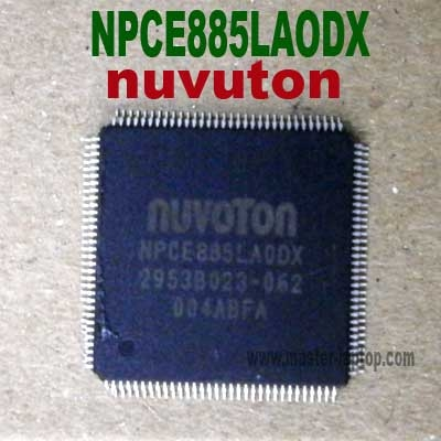 nuvuton NPCE885LAODX  large2