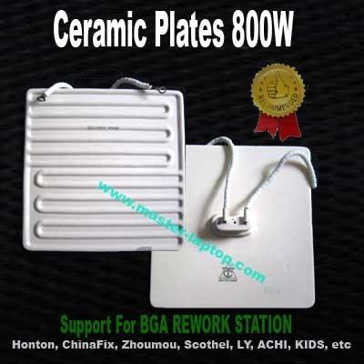 ceramic plate 800watt  large2